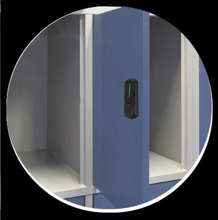 Cerradura Electrónica Taquillas Smart Locker